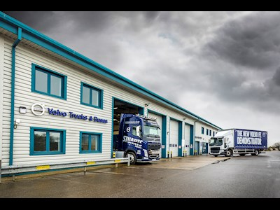 Our new depot in Cornwall is officially open!