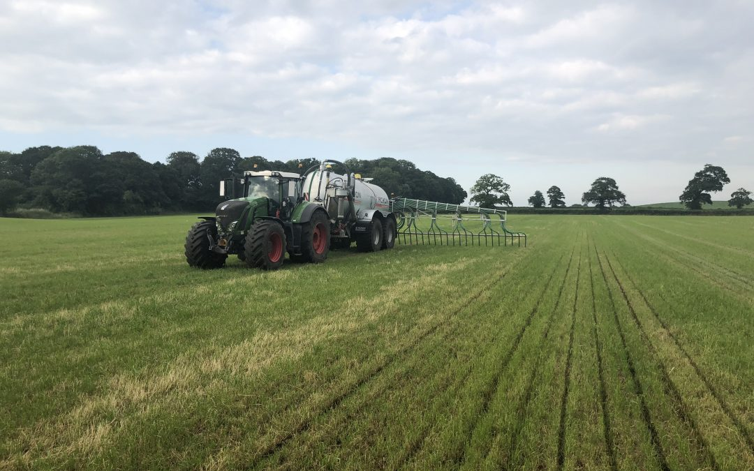 Stuarts secure EU Grant towards new farming  machinery