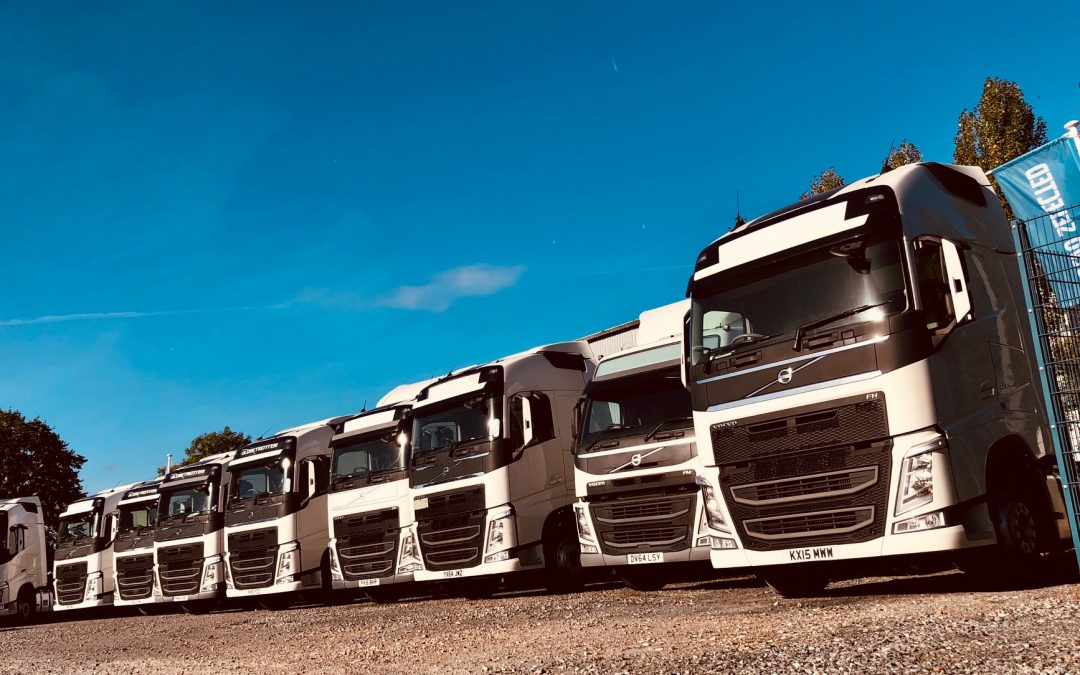 Exeter and Victoria sites relaunched as the leading Volvo Used Truck Centres for the Westcountry