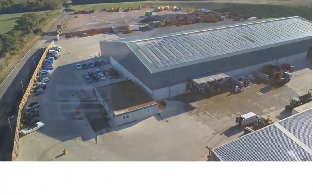New waste transfer site now fully operational