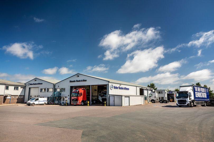 Volvo Repairs Archives Stuart Partners Ltd